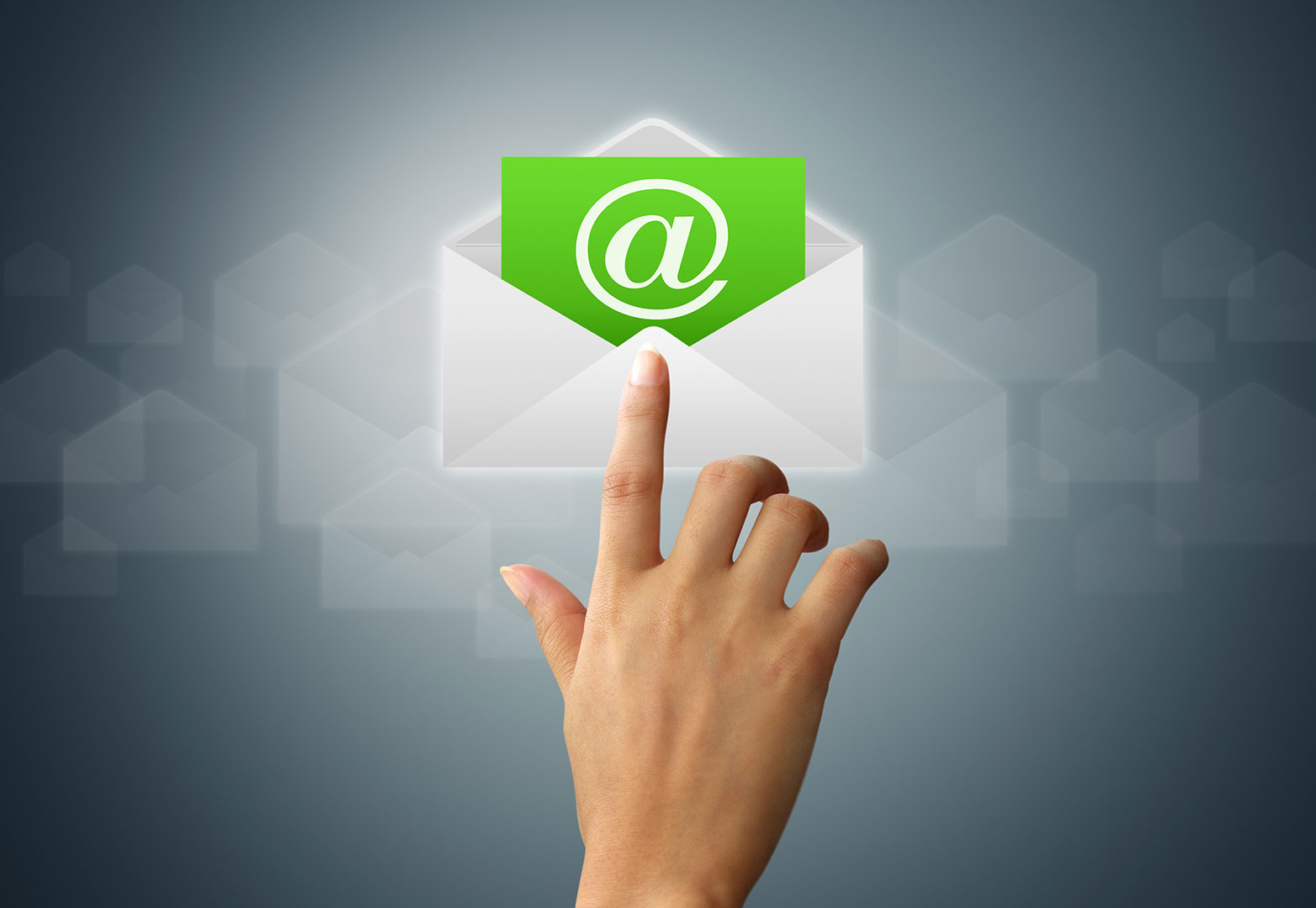Take advantage of your email signature
