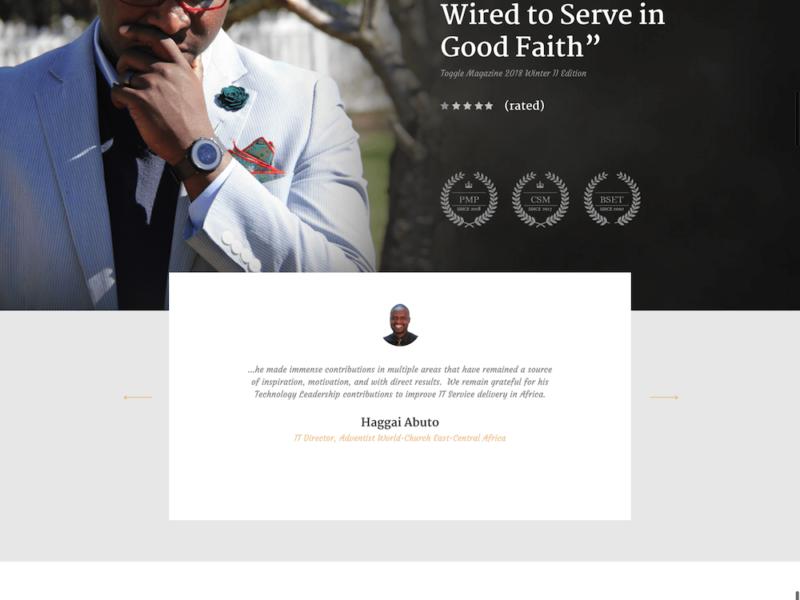 Kirk Nugent- website